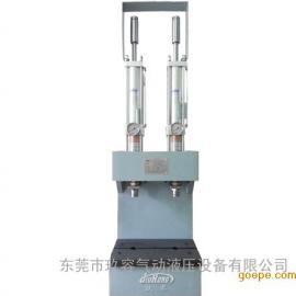 C型双缸压接机