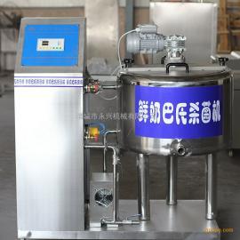 牛奶机械设备厂家,全套牛奶生产线价格