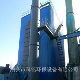 白灰立窑用水除尘器加布袋除尘器系统