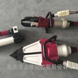 北京凌天双管单接口重型液压撑顶杆GYCD-110/750-Z