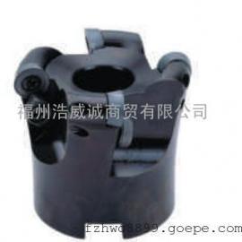 台湾HW CRT 型R角平面铣刀