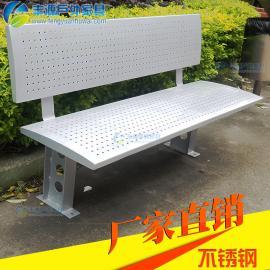 珠海市公园休闲长椅