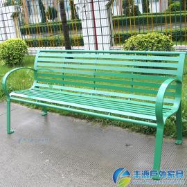 深圳市铁艺休闲长椅