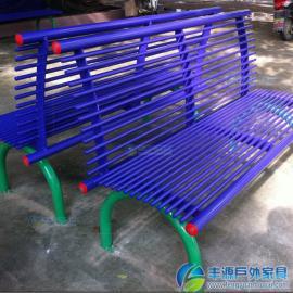 珠海市防锈铁艺长椅