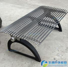 广州市学校不锈钢长椅