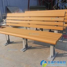 广州市室外休闲长椅