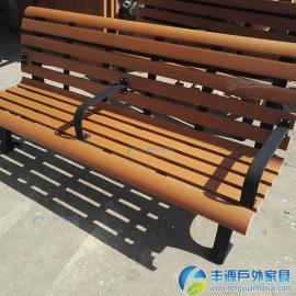 深圳市景区户外长椅批发