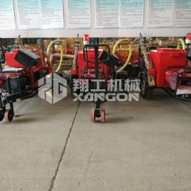 小型灌缝机路面养护修补沥青灌缝机 拖拉式灌缝机
