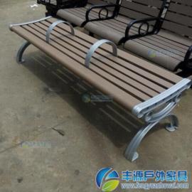 广东铁艺靠背长凳
