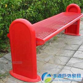 广州市园林铁长凳