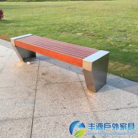 珠海市户外公园长凳