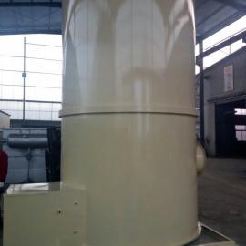 砖厂烟气处理玻璃钢脱硫塔、善丰废气净化设备