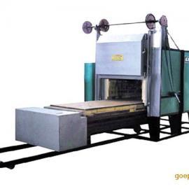 可根据要求设计制作高温台车炉 高温台车式电加热炉