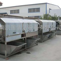 郑州市清洗机生产制造商龙虾清洗机价格/图片