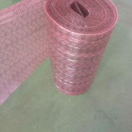 厂家生产网格导电气泡膜 中泡直径10mm 导电膜厚度可定制
