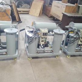 YL-100F徐州徐工防爆液压油过滤加油机发货现场
