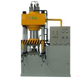 厂家直销四动钢背快速成型液压机可非标定制柏浚精机刹车蹄机