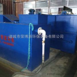 小型餐饮业含油污水处理机 RBAJ 低能耗 易维护