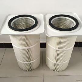 卡盘覆膜防静电除尘滤芯