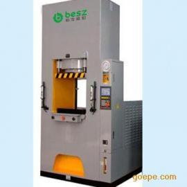 厂家直销伺服系统框架液压机可非标定制柏浚精机行业中的精品
