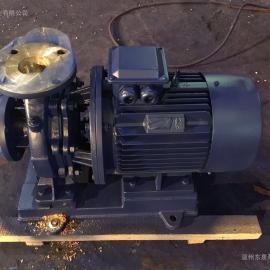 不锈钢卧式管道泵,不锈钢化工泵