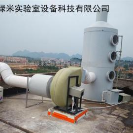 农产品质量监督检验测试中心实验室排风系统 禄米科技