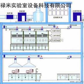 实验室通风系统改造工程设计施工一体化总承包 禄米科技