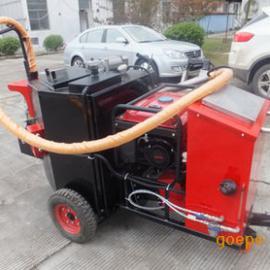 沥青灌缝机湖北手推式路面灌缝机
