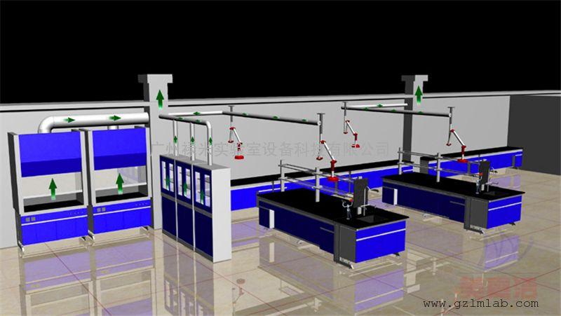 禄米实验室通风系统值得信赖|品牌实验室通风系统哪家好