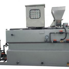 昆山PAM干粉加药装置 全自动泡药机 自动泡药机