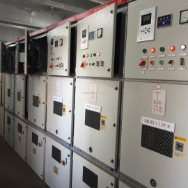 除尘风机配套使用腾辉TGRY高压固态软启动一体柜
