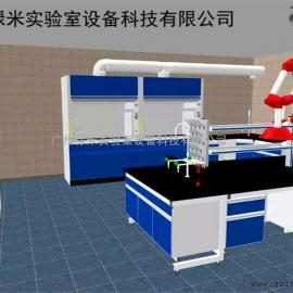 禄米实验室通风系统工程及废气处理工程