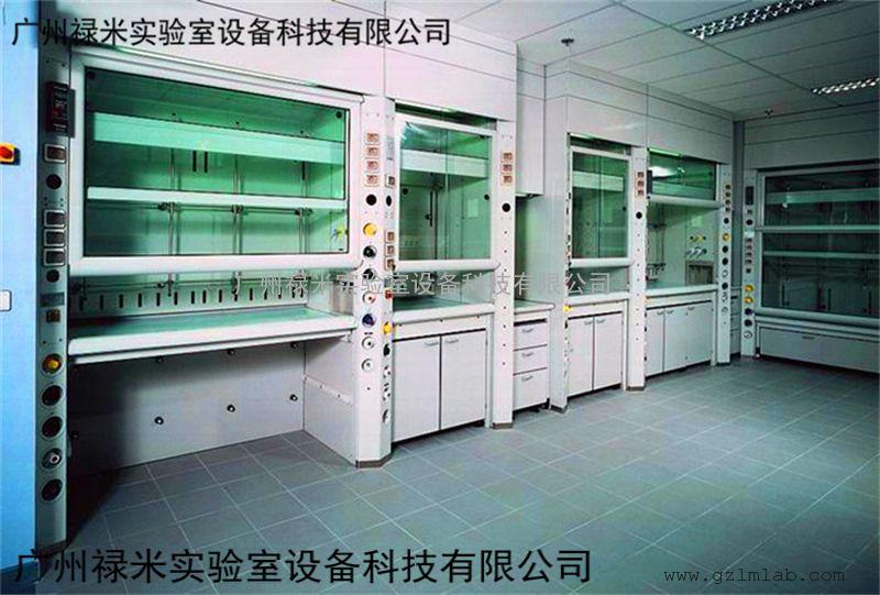 广东最具优势做实验室家具、通风系统工程的厂家 禄米科技