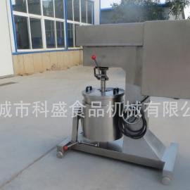 【打浆机】-贡丸打浆机/肉丸打浆机/液压升降打浆机 科盛供