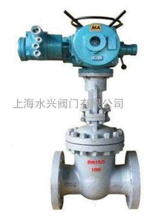 MA带煤安证MZ941H/W-C/P系列矿用隔爆型电动闸阀