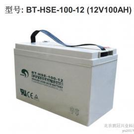 赛特蓄电池BT-HSE-90-12 12V90AH/20HR厂家指定经销商