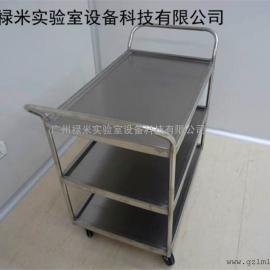 医用不锈钢推车 首选禄米实验室设备