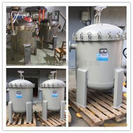 碳钢袋式过滤器,Q235材质碳钢布袋式过滤器,防腐过滤机
