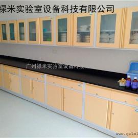 全钢实验台生产厂家及公司 全钢实验台批发 禄米实验室设备