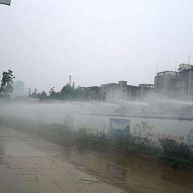 四川成都市道路喷淋系统