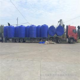 10立方塑胶储罐/耐酸碱罐批发