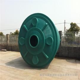 宜宾30立方PE水塔塑料水箱