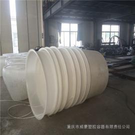 四川500L腌制桶食品级/成都腌制塑料桶
