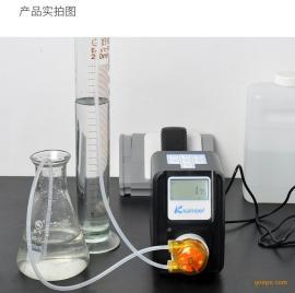 kamoer智能蠕动泵全自动小型自吸泵实验室微型水泵12V静音抽水泵