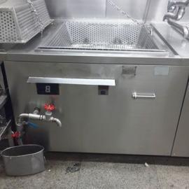 广东深圳厂家炸锅食品烹饪设备电炸锅油炸锅餐厅酒店设备HCH