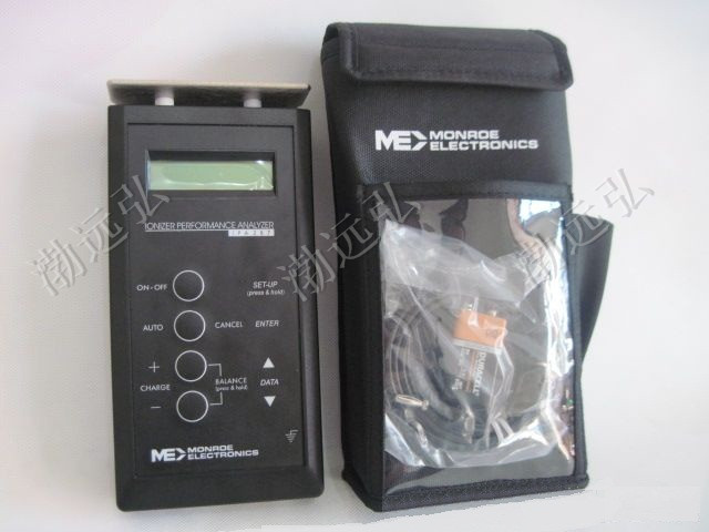 离子风机消除器ME-287离子风机性能分析检测测试仪