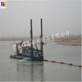 排泥管浮体 河上抽沙管浮筒厂家