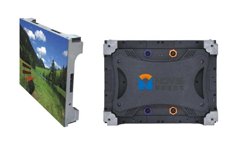 大尺寸LED彩色电子屏安装/厂家定制LED彩屏批发