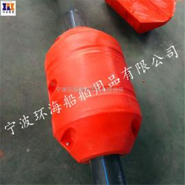 吉林管子漂浮浮体 16寸孔径管浮设计
