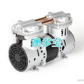 医疗设备配套用无油微型空气压缩机――澳多宝AP―550C